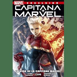 La Vida de la Capitana Marvel
