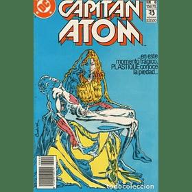 Capitán Atom #6 Editorial Zinco