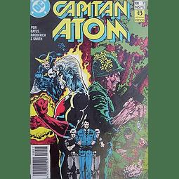 Capitán Atom #7 Editorial Zinco