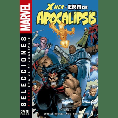 X-Men Era de Apocalipsis Volumen Uno