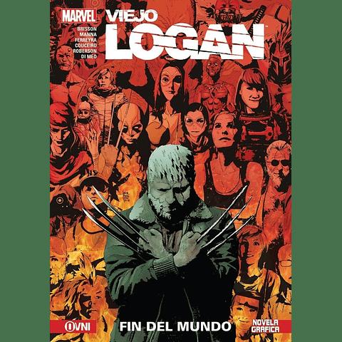 Viejo Logan Fin del Mundo
