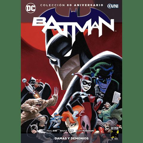 Colección 80 Aniversario Batman: Damas y Demonios