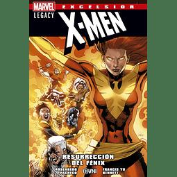 X-Men Resurrección del Fénix