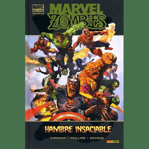 Marvel Zombies Hambre Insaciable