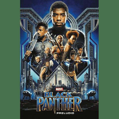 Marvel Cinematic Collection Pantera Negra Preludio