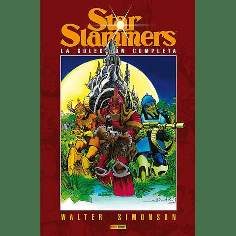 Star Slammers La Colección Completa