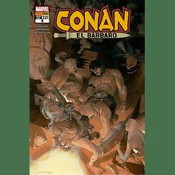 Conan El Bárbaro #4