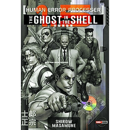 The Ghost in The Shell  #3