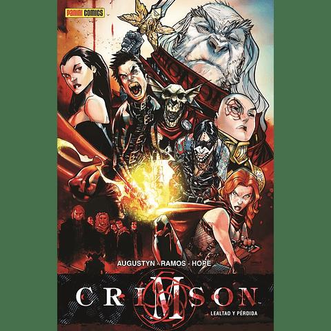 Crimson Lealtad Perdida Volumen 1 de 4