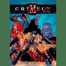 Crimson Cielo y Tierra Volumen 2 de 4