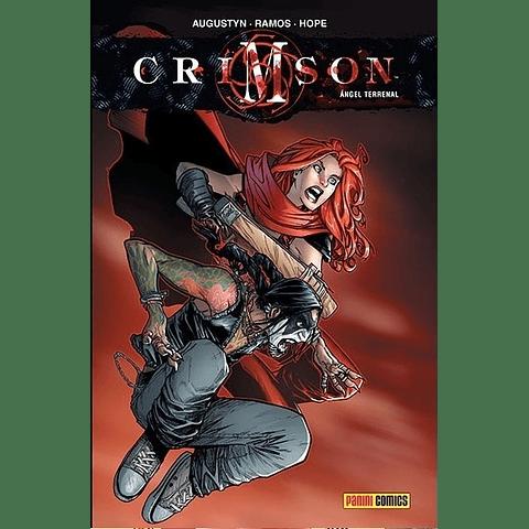 Crimson Angel Terrenal Volumen 3 de 4
