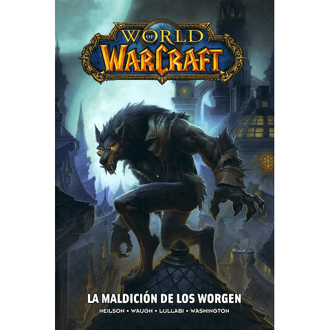 World of Warcraft La Maldición de Los Worgen