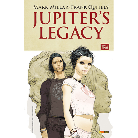 Jupiter's Legacy Libro Uno