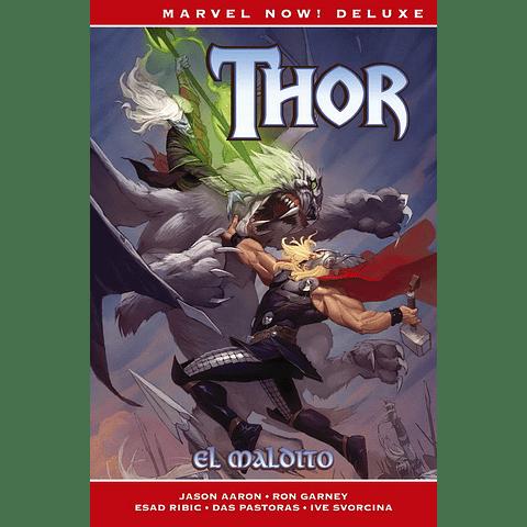 Marvel Now! Deluxe Thor El Maldito