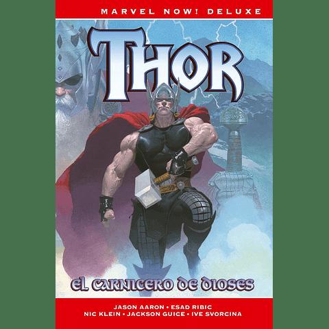 Marvel Now! Deluxe Thor El Carnicero de Dioses