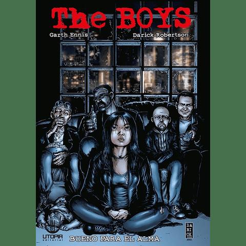 The Boys Volumen 3: Bueno Para El Alma