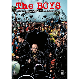 The Boys Volumen 5: Herogasm