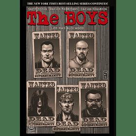 The Boys Volumen 6: Los Mas Buscados