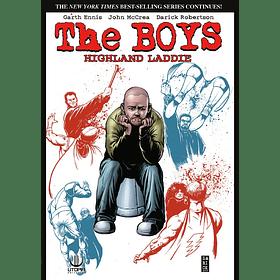 The Boys Volumen 8: Highland Laddie