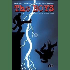 The Boys Volumen 9: El Gran Paseo