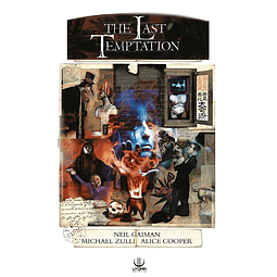 The Last Temptation - La Ultima Tentación