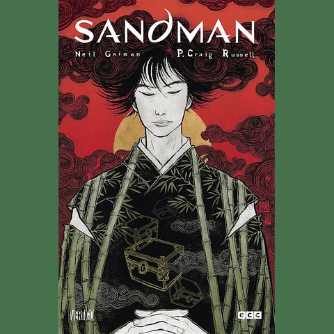 Sandman Los Cazadores de Sueños