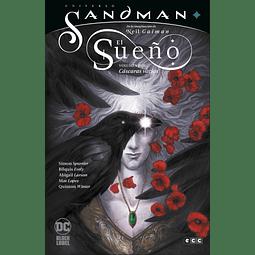 Universo Sandman El Sueño Cáscaras Vacías Volumen 2