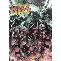 Kiss The Elder: Un Mundo Sin Sol