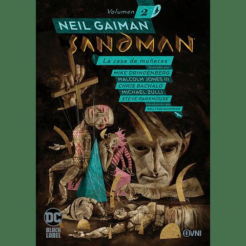 Sandman La Casa de Muñecas Volumen 2