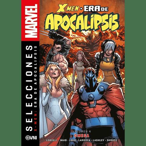 X-Men Era de Apocalipsis - Omega Volumen Cuatro