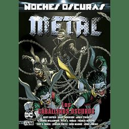 Noches Oscuras Metal Los Caballeros Oscuros