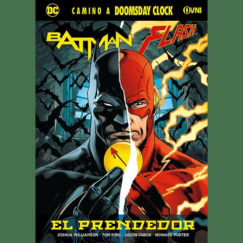 Batman / Flash: El Prendedor