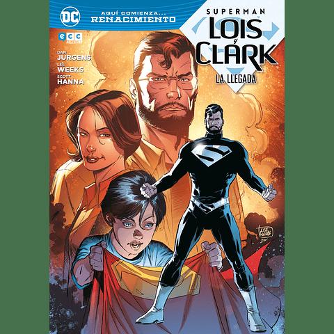 Superman: Lois y Clark La Llegada