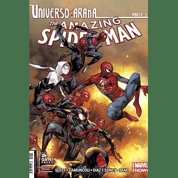 The Amazing Spiderman: Universo Araña Vol. 3