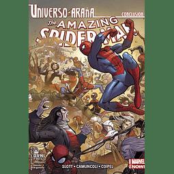 The Amazing Spiderman: Universo Araña Vol. 4 Conclusión