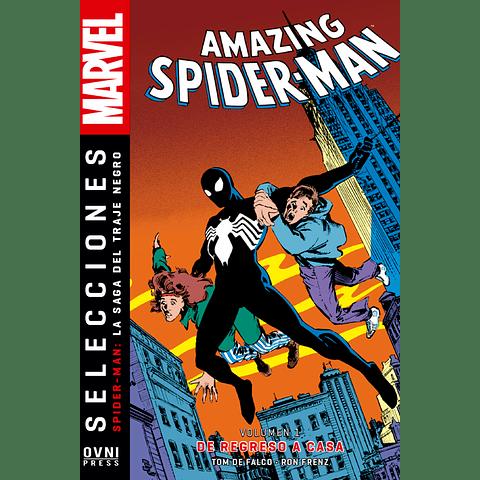 Amazing Spiderman: La Saga del Traje Negro Vol. 1 El Llanto de Los Dioses