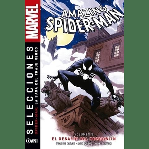Amazing Spiderman: La Saga del Traje Negro Vol. 2 El Desafío del Hobgoblin