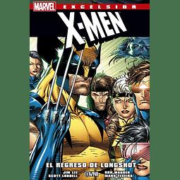 X-Men El Regreso de Longshot
