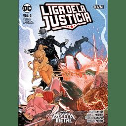 Liga de La Justicia Vol. 2 Tierra Ahogada