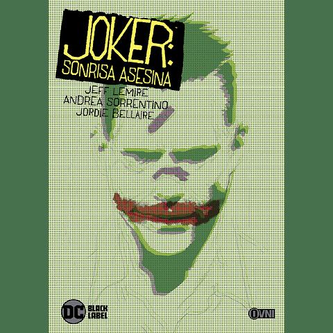 Joker: Sonrisa Asesina