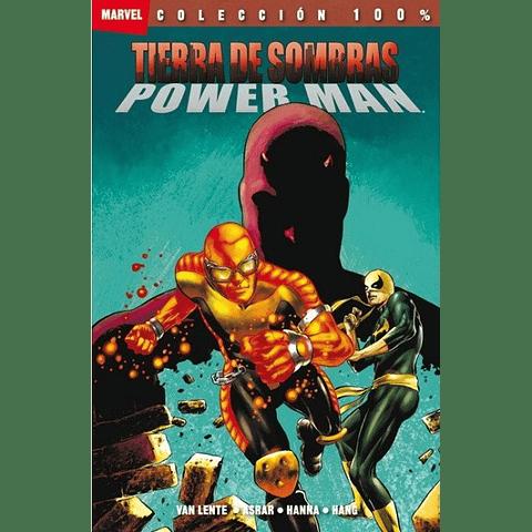 Colección 100% Marvel Power Man Tierra de Sombras