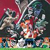 Amor Loco y Otras Historias + Figuras de Harley Quinn, Poison Ivy y Batgirl