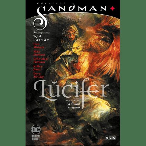 Universo Sandman Lucifer La Divina Tragedia Volumen 2