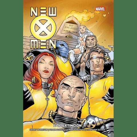 New X-Men #1 E de Extinción