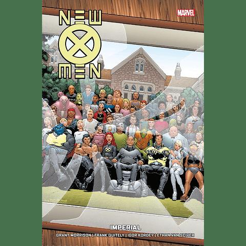New X-Men #2 Imperial