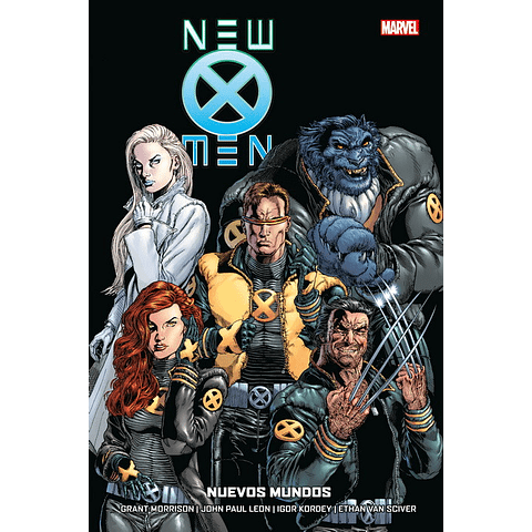 New X-Men #3 Nuevos Mundos