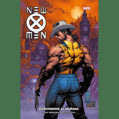 New X-Men #7 Bienvenidos al Mañana / Tomo Final