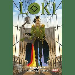 Loki El Dios Que Cayó a La Tierra