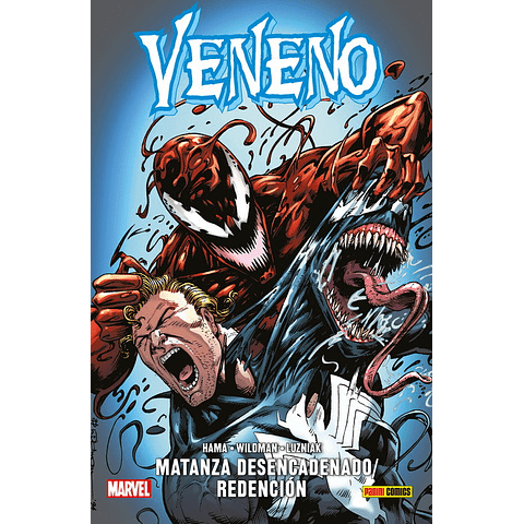 Veneno Matanza Desencadenado / Redención