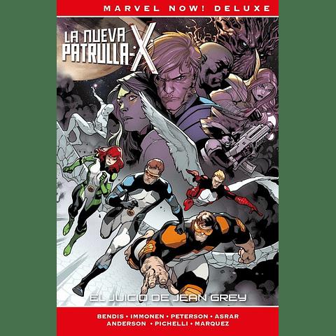 Marvel Now! Deluxe La Nueva Patrulla-X Tomo 4